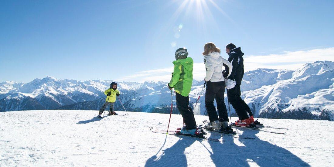 Settimana bianca in Alto Adige: sci & snowboard senza limiti