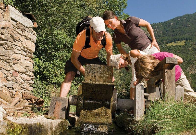 Wandern im Vinschgau: Die interessantesten Wanderwege