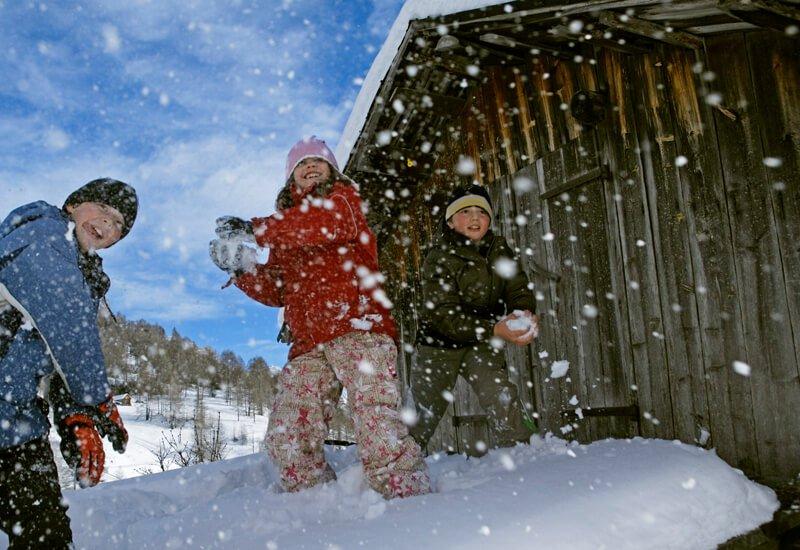 Was Sie im Winterurlaub im Vinschgau alles erleben können